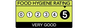 five stars good hygiene