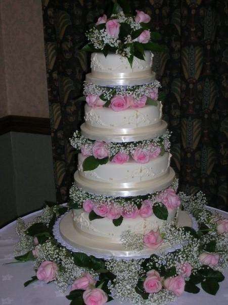 Wedding And Birthday Cake Pictures
