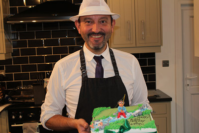 Paul Williams - Happy Occasions Cakes Newport